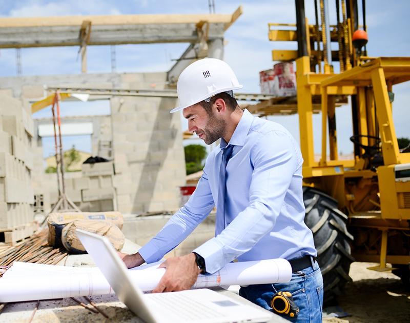 Projektwentwicklung und Bauleitung