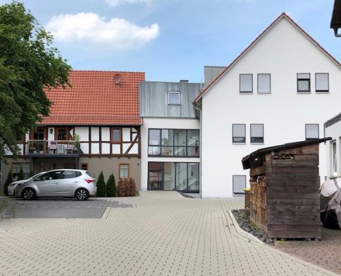Wohn- und Geschäftshaus Raiffeisenbank